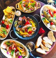 飯と肴 スペインバル アクスリー
