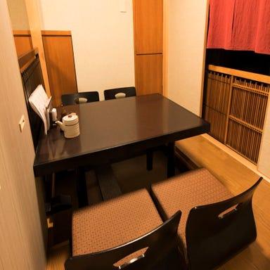 天正 -日本酒と天ぷら-宴会個室  店内の画像
