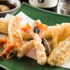 天正 -日本酒と天ぷら-宴会個室