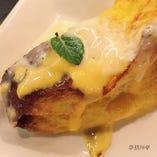 こだわり卵の フレンチトースト