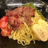 【期間限定】牛ステーキ冷麺