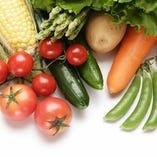 おいしい野菜を仕入れ【栃木県】