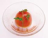 塩漬けトマト