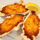 牡蠣のオーブン焼き アントニオ風