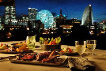 [カフェ・ダイニング]Motion Blue yokohama & TUNE Balcony. Dining & Barの画像