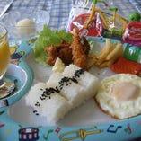 つつじセット(和風定食)