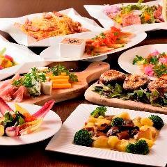 ホテルJALシティ名古屋 錦 CAFE CANAL 1610