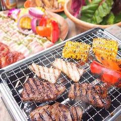 肉食べ放題BBQビアガーデン アトレ川崎店