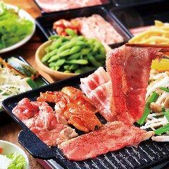 アトレ川崎 肉食べ放題BBQビアガーデン