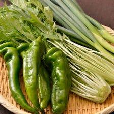 色艶抜群の京野菜や丹後米…厳選食材