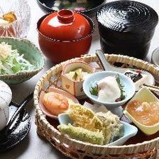 四季折々の味を愉しむ御膳料理