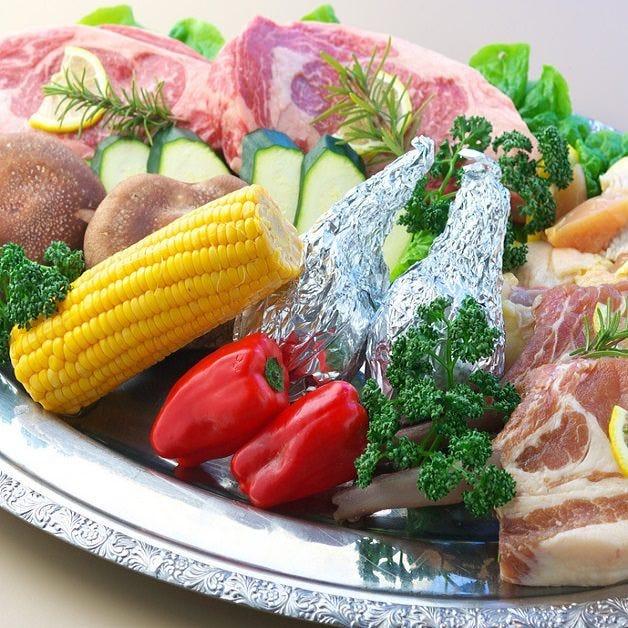 【6月~9月開催分】PREMIUM BBQ SET(プレミアムバーベキューセット)