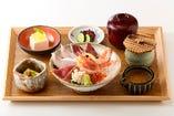 『 海鮮丼 』