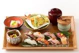 『 おまかせ寿司御膳 』
