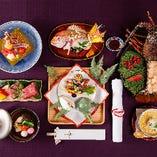 ■『還暦』のお料理に…■『お祝い膳』(要予約)5,000円~(税抜)