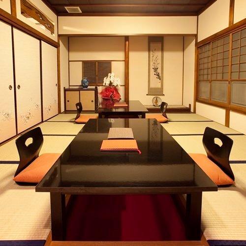 ◆10名様用半個室◆