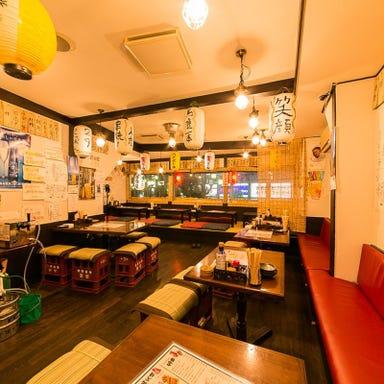 お祭り酒場 居酒屋よっちゃん 国分寺本店 店内の画像