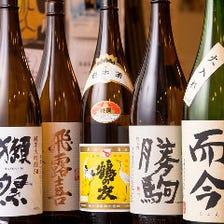 こだわりの【日本酒】ALL¥500