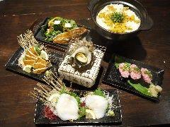 郷土料理と地酒 フジヤマノボル