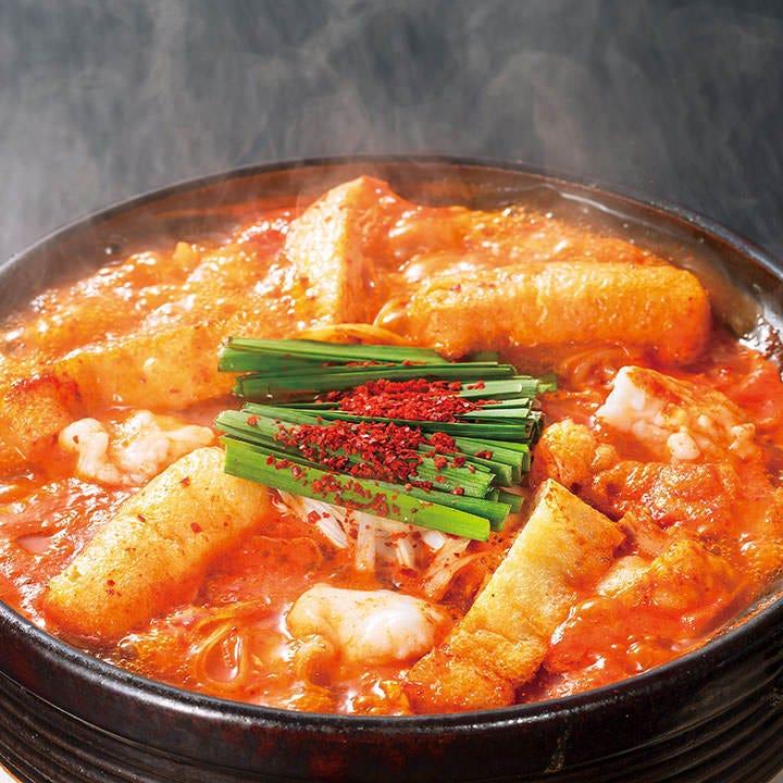 【2時間食べ放題】当店名物『赤から鍋』を存分に堪能『鍋食べ放題コース』|宴会 接待 女子会