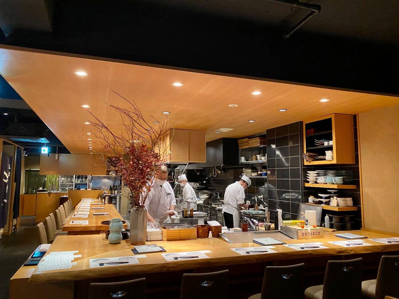 新潟の美味しいお米とお酒が愉しめる板前割烹