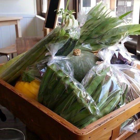 美味しい!地元の新鮮野菜
