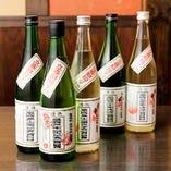 ■厳選地酒■ 手頃な300ml瓶でいろいろ飲み比べるのもおすすめ