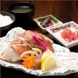 本日の焼き魚御膳(平日限定)