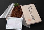 ご接待などのお土産に人気のカワムラ特製牛肉の佃煮