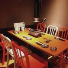 6名様ok★半個室で焼肉宴会