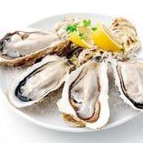 旬の真牡蠣