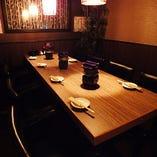 ◆ 熟成焼鳥 居酒屋 かまどか 松戸西口店 ◆ 寛ぎ半個室席