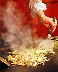マスターがご注文後、調理する為いつでも出来たてが味わえます!!