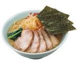 醤油ネギチャーシュー麺