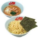 醤油つけ麺
