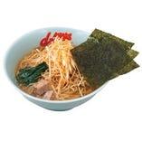 味噌ピリ辛ネギラーメン