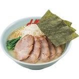 塩ネギチャーシュー麺