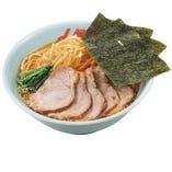 特製味噌ネギチャーシュー麺