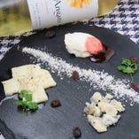 【オススメ】チーズプレート