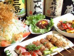 炭火焼き鳥とうまい酒 やき鳥道場 健ちゃん 高槻