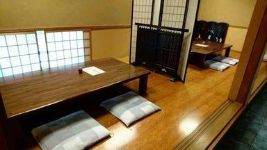 日本料理 料り喜  店内の画像