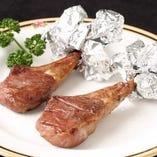 焼きラムチョップ肉2本入り