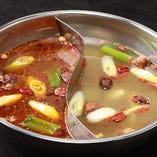 絶品!秘伝のスープは身体の芯にじんわりと薬膳が染みわたります