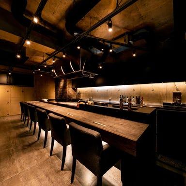 鉄板焼 katakago  店内の画像