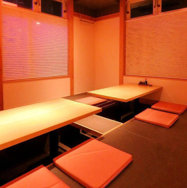 青島海鮮料理 魚益  店内の画像