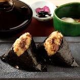 おむすび膳(豊橋牛・鰻)