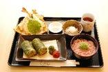 レストラン古道の里弁当