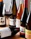 自然派ワインは、赤・白・スパークリングを取り揃え