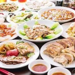 中華食べ放題 順順餃子房 秋葉原本店