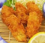 【広島産】大粒牡蠣フライ